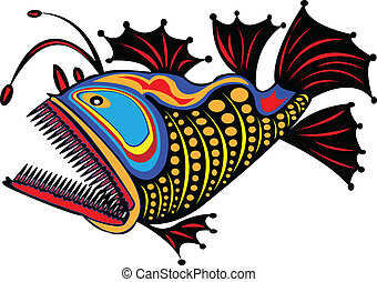 Fish - Colourful fish