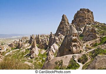Cappadocia - the speciel stone formation of cappadocia...