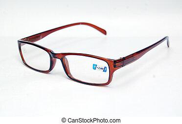 plus 2 eye glasses