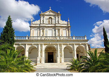 Christian church - Christian church of the convent of the...
