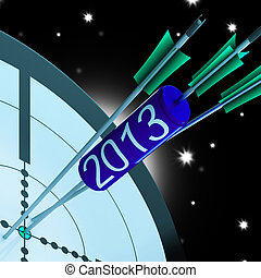 2013 Future Projection Target Shows Forward Planning - 2013...