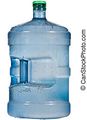 Water Container - Frozen Crystal Blue 5 Gallon Water...