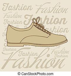 Fashion icons - Illustration of fashion icons, fashion...