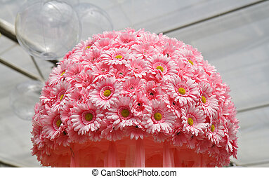 Bouquet of chrysanthemum.