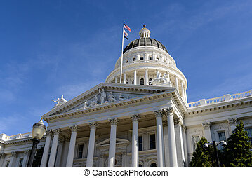 Sacramento,  Califórnia,  capitol