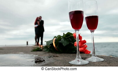 Love dating with wine