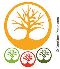 Tree - Simple vector icon