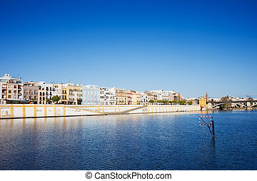 City of Seville River View