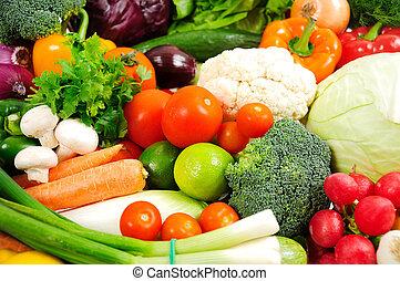muitos, legumes