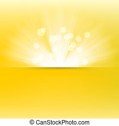 light burst background