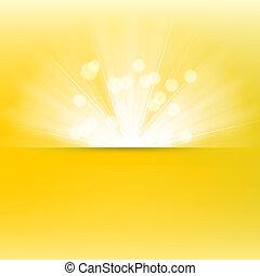 light burst background