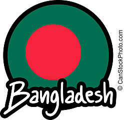 Bangladesh icon - Creative design of bangladesh icon