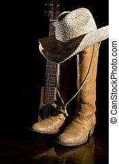Country Music Spotlight - Spotlight on country music...