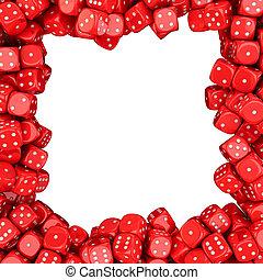 Casino design frame