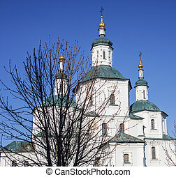 Church of the Resurrection, 1702 Author Unknown, Sumy,...