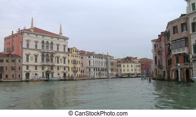 canal grande 12 - Grand Canal, Venice Italy