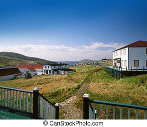 Labrador - Battle Harbour, Island, Newfoundland