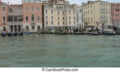 canal grande 14 - Grand Canal, Venice Italy