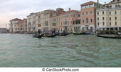 canal grande 15 - Grand Canal, Venice Italy