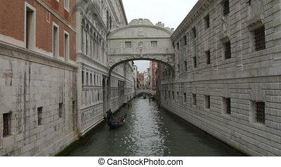rialto 02 - Ponte dei Sospiri in Venice, Italy