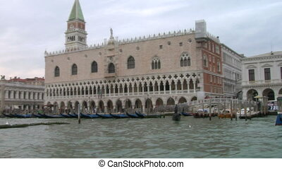 san marco 02 - San Marco view from Grand Canal, Venice...