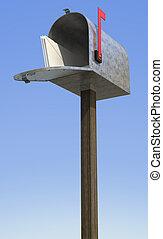 Mailbox & Sky