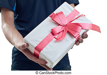 Men with a gift