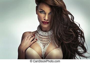 Amazing girl with fabulous lips - Amazing girl with fabulous...
