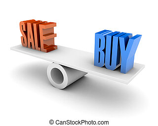 Sale and Buy balance.
