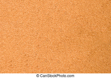 cork board - abstract macro of empty corck board