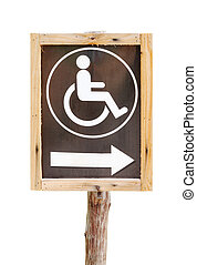 sign for invalid person entry