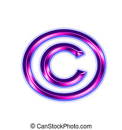 symbol copyright - this symbol copyright for computer and...