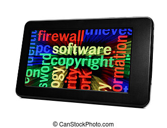Firewall software copyright