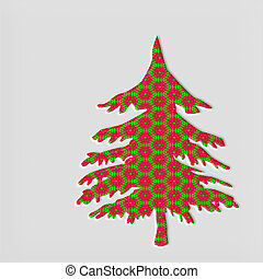 creamy christmas tree