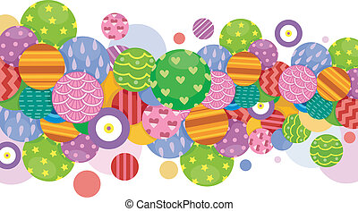 Abstract Design Border - Illustration of Abstract Design...