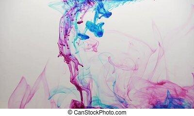 Farbige Tinte colored ink - Farbige Tinte Kann als Effekt...