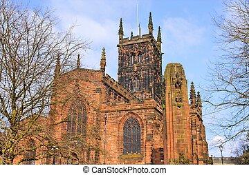 Wolverhampton, England - Wolverhampton in West Midlands,...