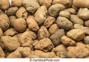 Ceramic Sand - Macro Photo Of Ceramic Sand. Ceramite is also...