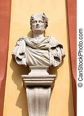 Emperor of Rome Tiberius