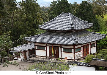 Nara, Japan (Kansai region) - old city on UNESCO World...