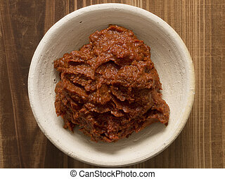 indian red curry paste