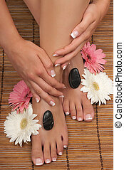 Pedicure and Manicure - Pedicure and manicure spa