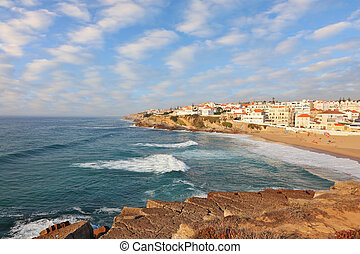 The beaches in Sintra, Portugal - Atlantic Coast Excellent...