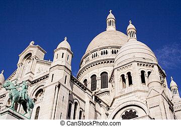Sacre Coeur - French church Sacre Coeur