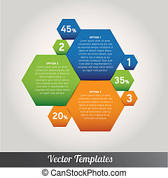 Modern design template vector - Modern design template can...