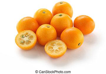 kumquat,cumquat - fruit