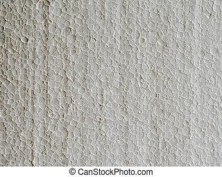 styrofoam, Struktur