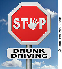 stop drunk driving, dont drink and drive with an alcohol...