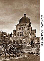 Saint Joseph's Oratory of Mount Royal is the largest church...