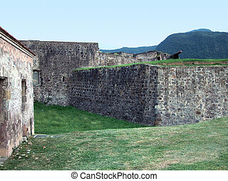 caribbean fortification